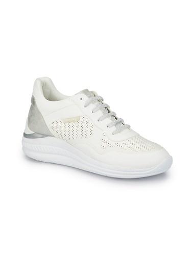 Lumberjack Kadın Beyaz Sneakers 100311659 Mary Beyaz